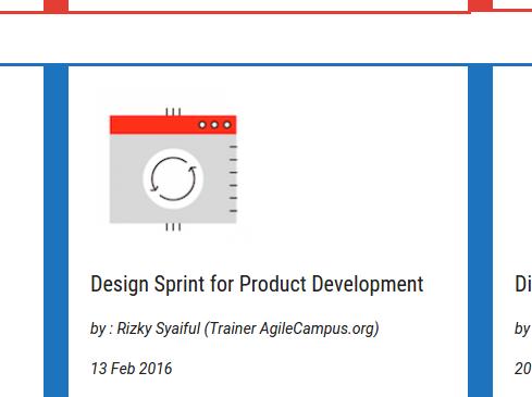 rizky pembicara design sprint